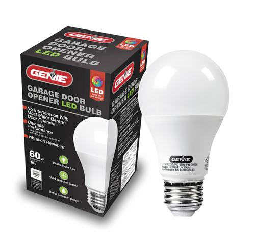Garage Door Openers And Led Light Bulbs: Genie® Universal Garage Door Opener LED Light Bulb At Menards®