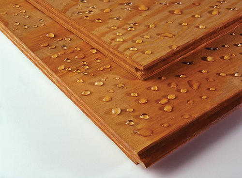 3/4 x 4 x 8 Water Repellant Tongue-and-Groove Plywood