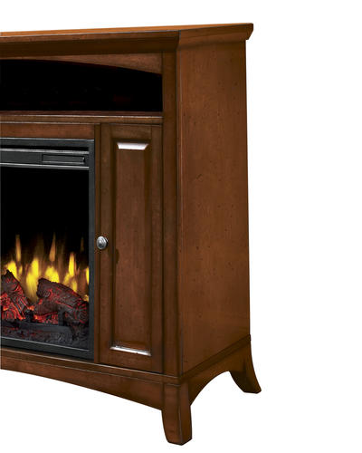 Pleasant Hearth 48 Taylor Electric Fireplace Entertainment Center