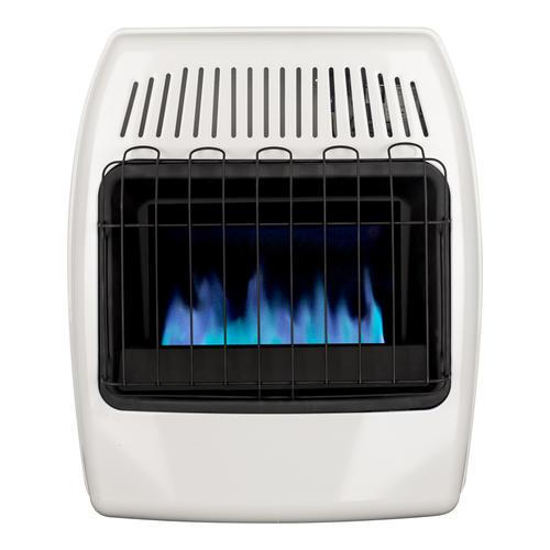 Dyna Glo 20 000 Btu Dual Fuel Vent Free Wall Heater At
