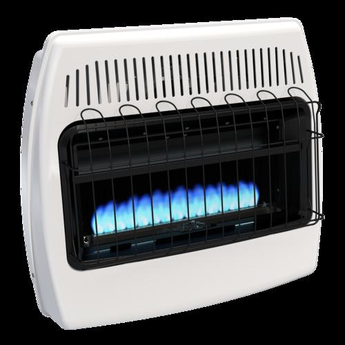 Dyna Glo 30 000 Btu Vent Free Wall Heater At Menards