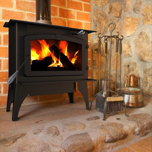 Pleasant Hearth: Pleasant Hearth Wood Burning Stove (2,200 Sq. Ft.) At Menards®
