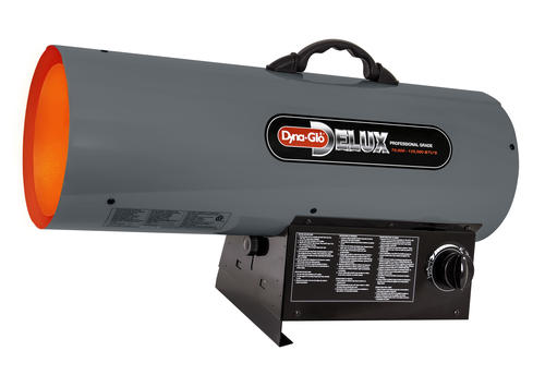 Dyna Glo Delux 125 000 Btu Portable Forced Air Propane