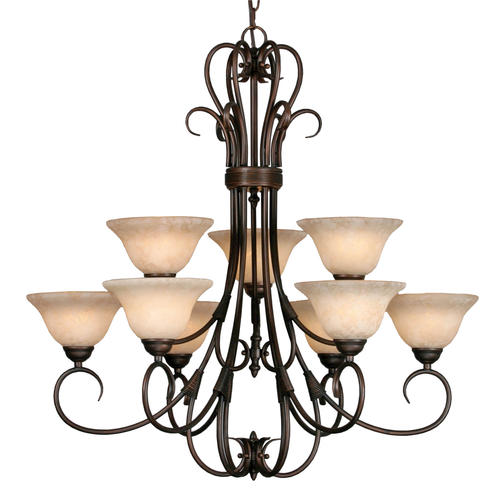 Patriot Lighting Chandelier – Chandeliers Design:Patriot Lighting Highland 32 5 Rubbed Bronze 9 Light Chandelier,Lighting