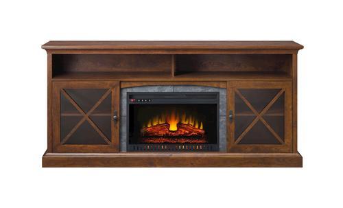 Whalen 174 72 Quot Sheldon Electric Fireplace Entertainment