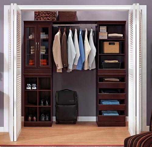 Whalen 7858 W x 80 H Closet Organization System at Menards