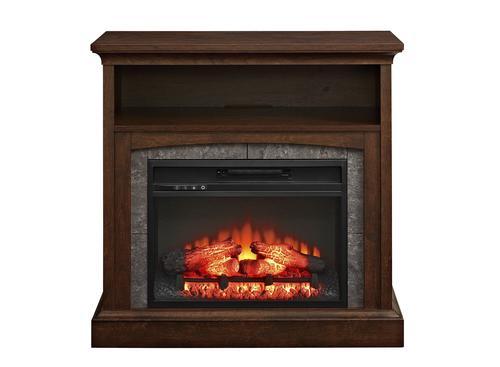 Whalen 174 36 Quot Sheldon Electric Fireplace Entertainment