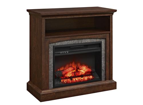 Whalen 174 36 Quot Sheldon Electric Fireplace Entertainment