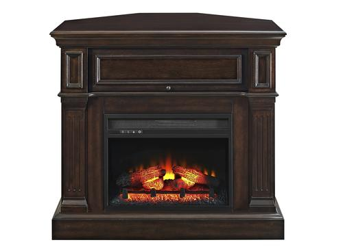 Whalen 174 42 Quot Leland Corner Electric Fireplace At Menards 174