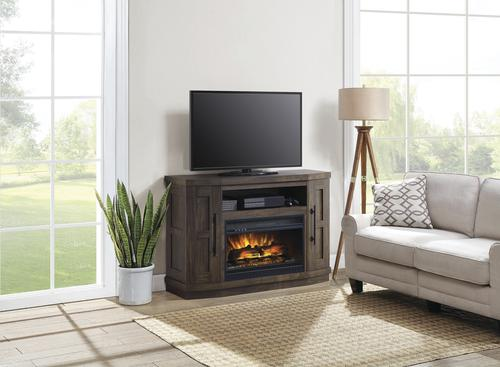 Amazing Whalen 48 Ridgeview Electric Fireplace Entertainment Center Interior Design Ideas Clesiryabchikinfo