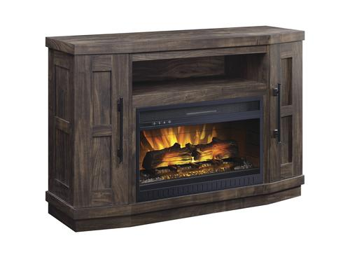 Awe Inspiring Whalen 48 Ridgeview Electric Fireplace Entertainment Center Interior Design Ideas Clesiryabchikinfo