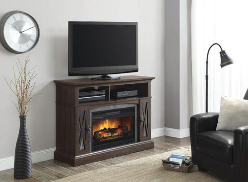 Whalen 48 Quot Shelby Electric Fireplace Entertainment Center