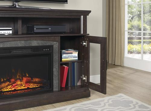 Whalen 174 54 Quot Halsted Electric Fireplace Entertainment