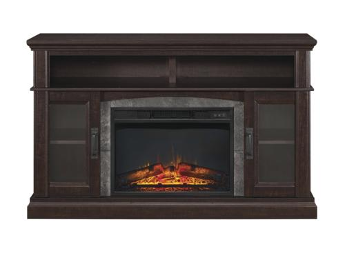 Stupendous Whalen 54 Halsted Electric Fireplace Entertainment Center Download Free Architecture Designs Grimeyleaguecom