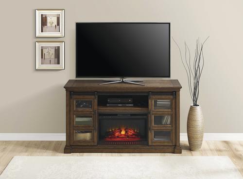 Whalen 61 delwood electric fireplace entertainment center at menards planetlyrics Choice Image