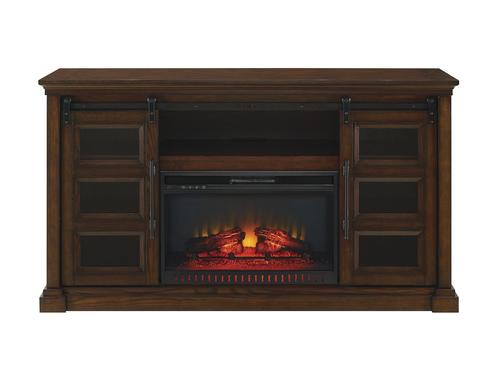 Whalen 174 61 Quot Delwood Electric Fireplace Entertainment