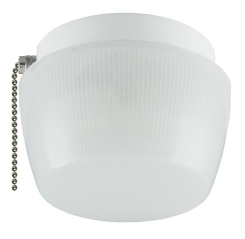 Ecolight 5 White Utility Light With Chain At Menards