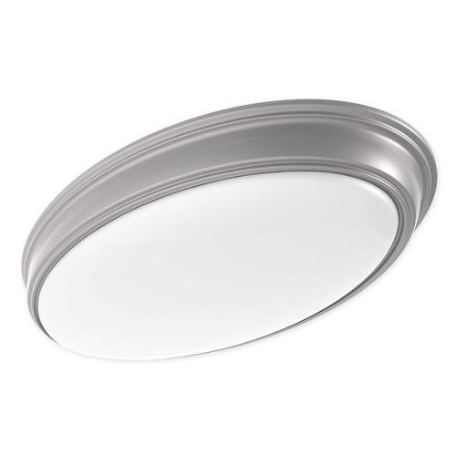 Good Earth Lighting Portal 2760 Lumens 31 X 16 Nickel Led
