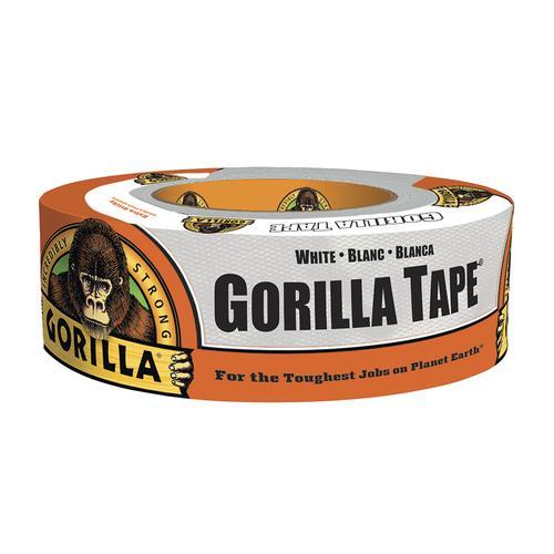 """Gorilla Tape® White 1.88"""" x 30yd"""
