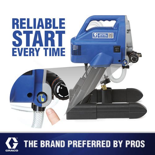 Graco Magnum X5 Airless Paint Sprayer At Menards