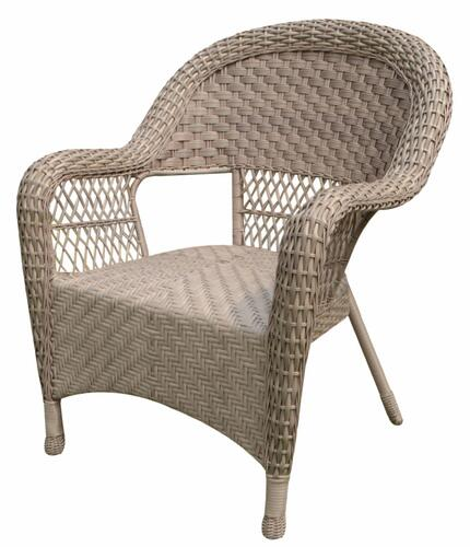 Wicker Stack Patio Chair At Menards
