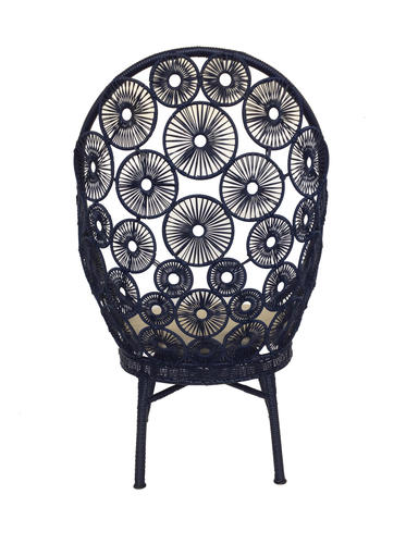 Fantastic White Wicker Egg Chair Caldwellcountytxoem Com Frankydiablos Diy Chair Ideas Frankydiabloscom
