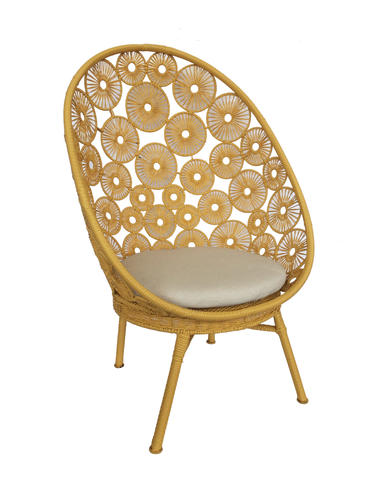 Admirable Backyard Creations Wicker Egg Patio Chair Assorted Colors Download Free Architecture Designs Grimeyleaguecom