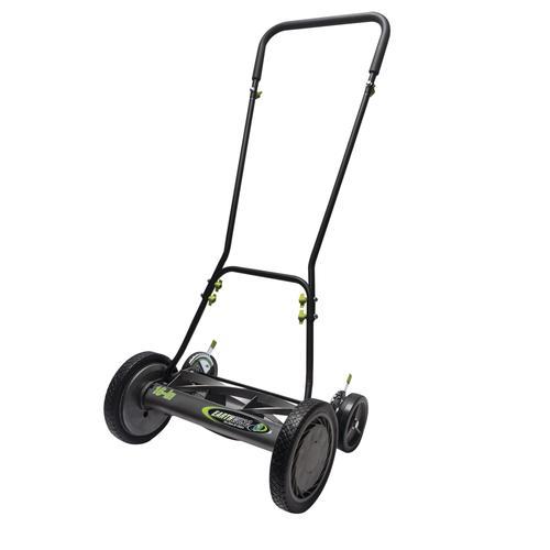 Earthwise 16 Quot 5 Blade Reel Push Lawn Mower At Menards 174