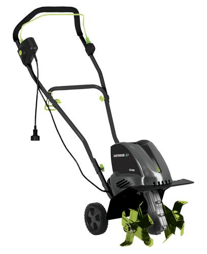 Earthwise 11 10 Amp Corded Electric Tiller Cultivator At Menards