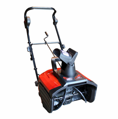 Menards Snow Blowers >> Snow Blaster 18 13 Amp Single Stage Corded Electric Snow Blower At