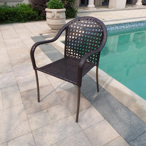 Backyard Creations Monrovia Bistro Patio Chair at Menards
