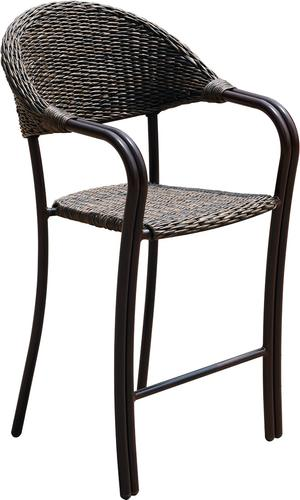 Sterling Home U0026 Patio® Marco Island Bar Height Dining Patio Chair At  Menards®