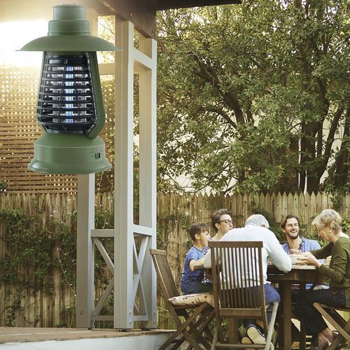 Black Flag® Cordless Bug Zapper Lantern at Menards®