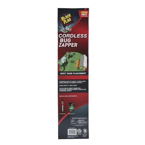 Black Flag® Cordless Bug Zapper at Menards®