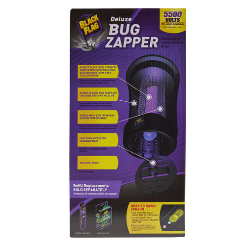 Black Flag 40 Watt Deluxe Bug Zapper at Menards