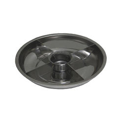 """Tool Shop® 6"""" Parts Tray with Divider"""