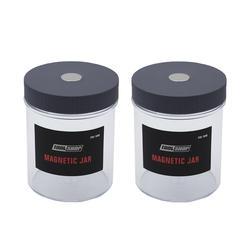 Tool Shop® Magnetic Jar Set - 2 Piece