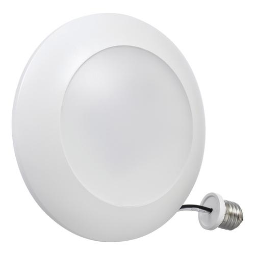 "Led Light Fixture Nsn: Sylvania® 4"", 5"", And 6"" White Equivalent Dimmable Flood"