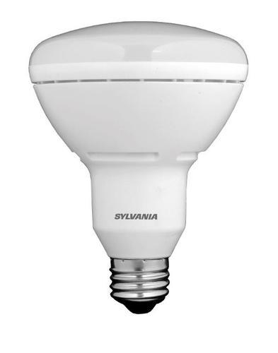 Led Daylight Bulb: Sylvania® 65W Equivalent BR30 Daylight Dimmable LED Light