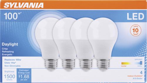 Sylvania A19 Led Light Bulb At Menards