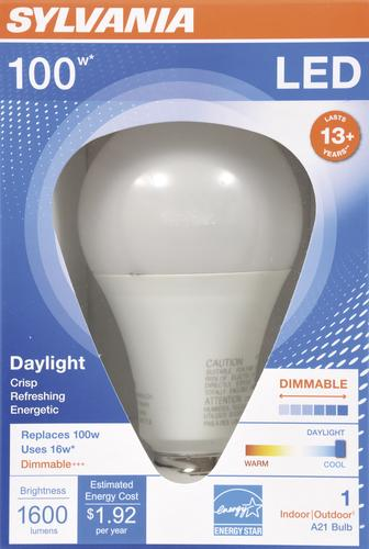 Sylvania Dimmable Led Light Bulb At Menards