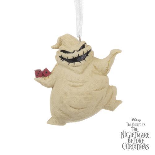 Halloween Nightmare Before Christmas Oogie Boogie Steel Lawn Ornament Sign