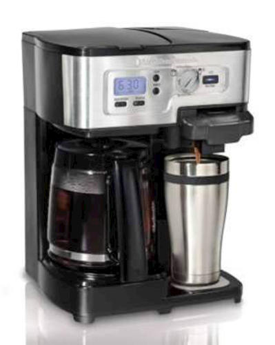 Hamilton Beach 2 Way Flexbrew Coffee Maker 12 Cups At Menards