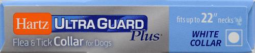 Hartz® Ultra Guard Plus® Flea & Tick Collar for Dogs