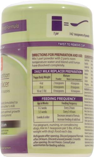 Hartz® Precision Nutrition™ Powdered Milk Replacer for