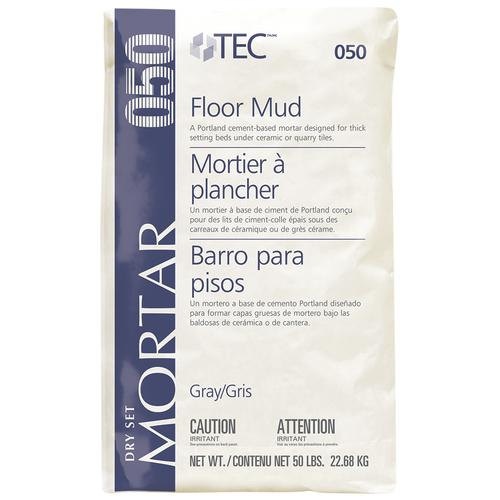 Tec Floor Mud Review Roma
