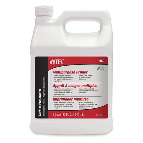 tec® 560 multi-purpose primer - 1 quart at menards®