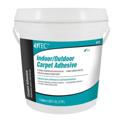 Tec 174 Indoor Outdoor Carpet Adhesive 1 Gallon At Menards 174