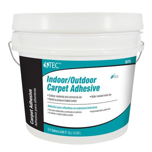 Tec 174 Indoor Outdoor Carpet Adhesive 3 5 Gallons At Menards 174