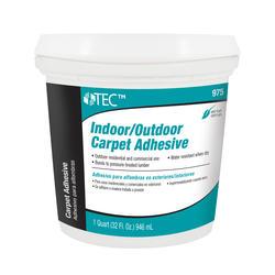 Tec 174 Indoor Outdoor Carpet Adhesive 1 Quart At Menards 174